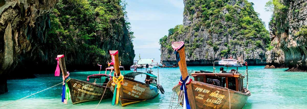 Bliv guide, tag din guideuddannelse i eksotiske Thailand